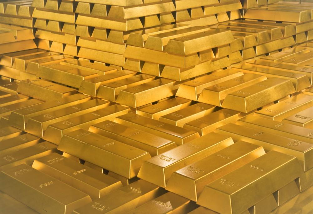 L'or dépasse 1,921 $, son précédent plus haut